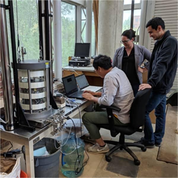 Universidad Estatal de Carolina del Norte amplía capacidades de pruebas
